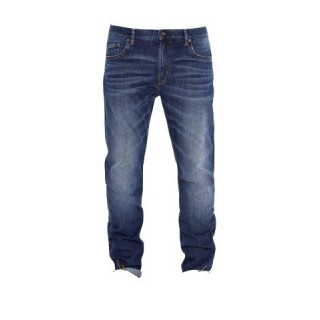 PANTALONE LUNGO WESC JEANS EDDY SLIM FIT Used Haggard stg