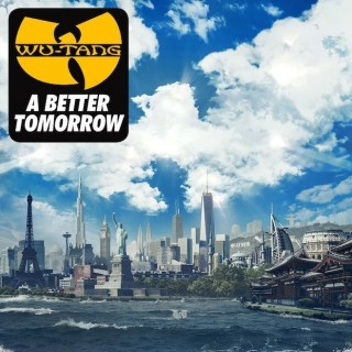 CD WU-TANG - A BETTER TOMORROW stg