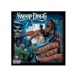 CD SNOOP DOGG - MALICE N WONDERLAND stg
