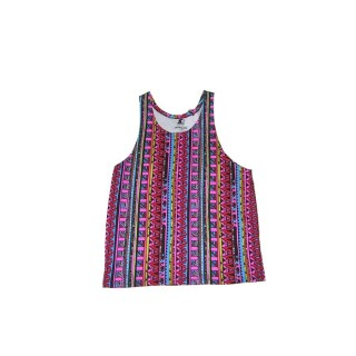 CANOTTA STARTER TANK TOP BIGGYPR Multi/Black stg