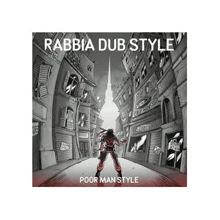 CD POOR MAN STYLE - RABBIA DUB STYLE