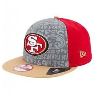 CAPPELLO SNAPBACK NEW ERA CAP SNAPBACK NFL SAN FRANCISCO 49ERS REFLECTIVE Team stg
