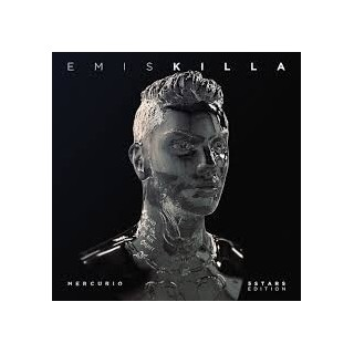 CD ITA EMIS KILLA - MERCURIO 5 STARS EDITION + INEDITI + DVD stg