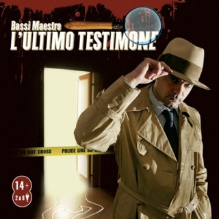 CD BASSI MAESTRO - LULTIMO TESTIMONE Jewel Box stg