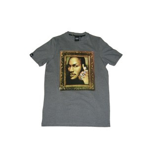 MAGLIETTA WRUNG T-SHIRT JORDA LISA Heather Grey