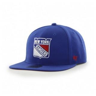 CAPPELLO SNAPBACK 47 BRAND CAP SNAPBACK NHL NEW YORK RANGERS Royal stg