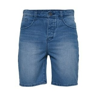 PANTALONE CORTO HUMOR SHORT JEANS JIKKY Light Denim stg