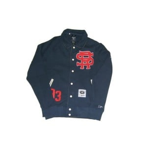 FELPA GIROCOLLO ROCKSMITH SWEATSHIRT VARSITY NINJA LEAGUE Navy stg