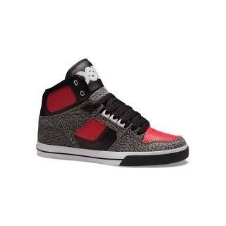 SCARPA ALTA OSIRIS SHOES NYC 83 VLC Grey/Red/Black