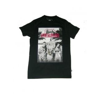 MAGLIETTA ECKO T-SHIRT LIVIN GLORIOUS Black stg