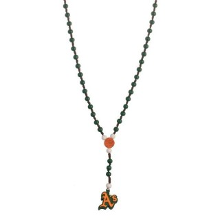COLLANA WOOD FELLAS ROSARY MLB OAKLAND ATHLETICS Team