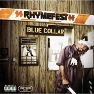 CD RHYMEFEST - BLUE COLLAR stg