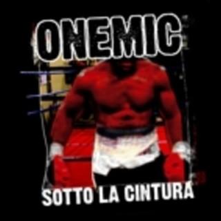 CD ONEMIC - SOTTO LA CINTURA stg