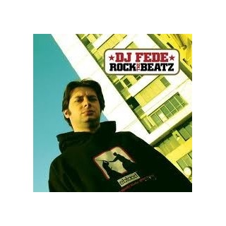 CD DJ FEDE - ROCK THE BEATZ stg