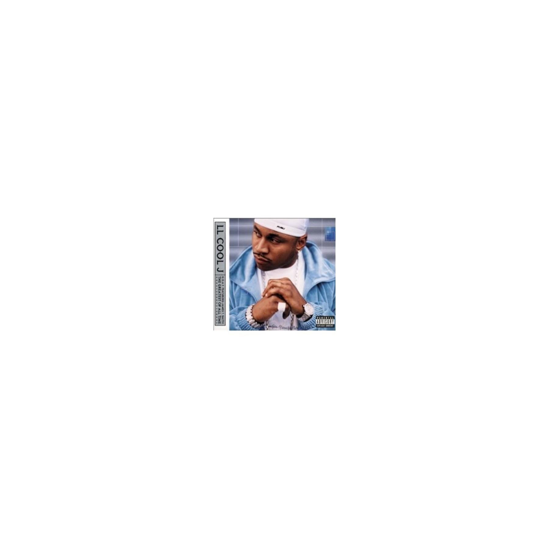 CD LL COOL J - GOAT stg