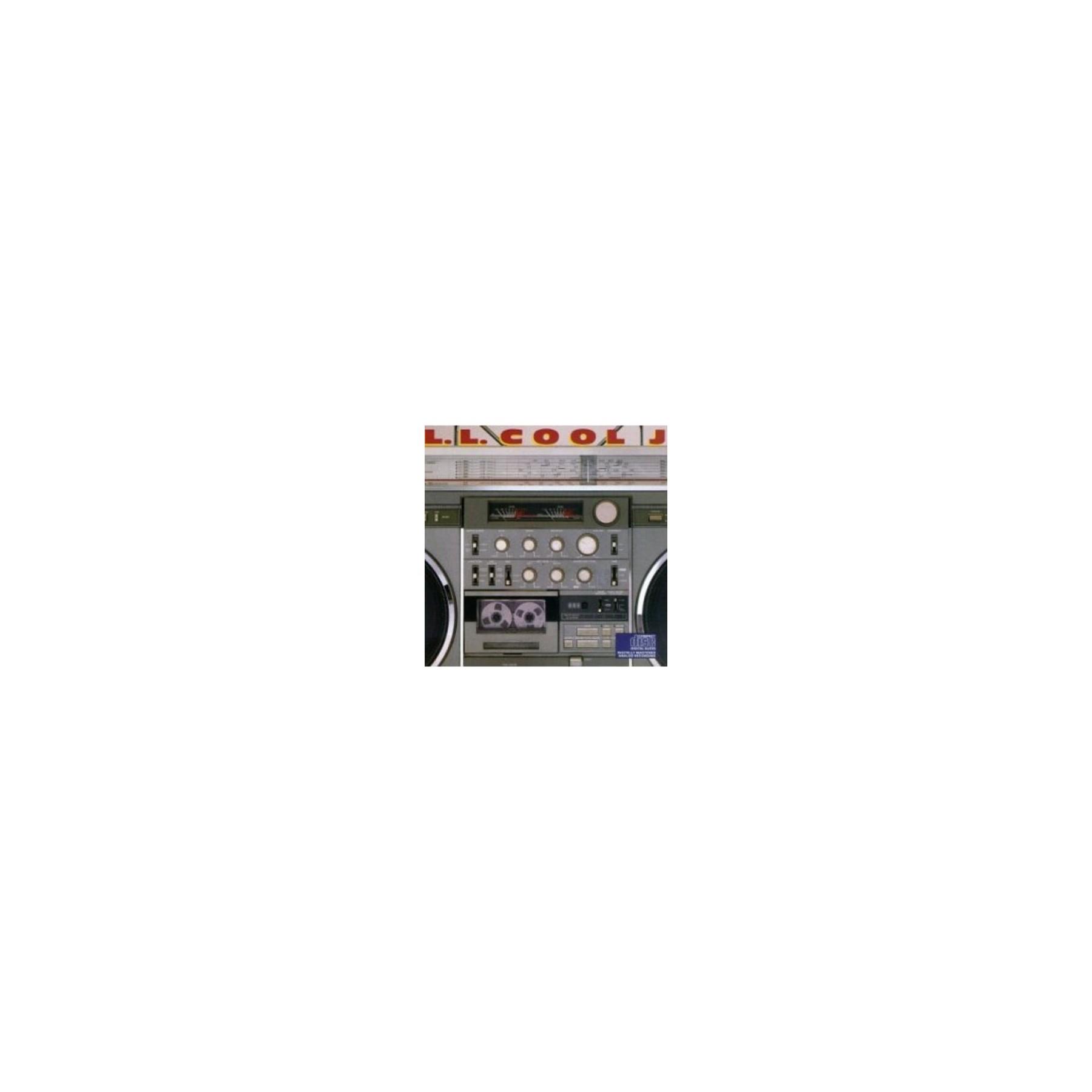 CD LL COOL J - RADIO stg