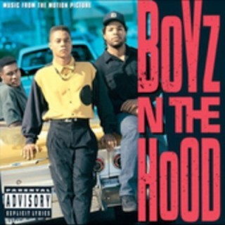 CD AAVV - BOYZ N THE HOOD OST