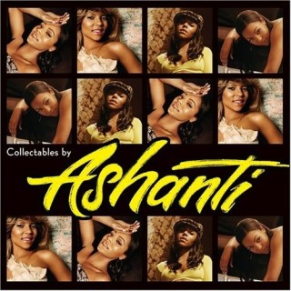 CD ASHANTI - COLLECTABLES BY ASHANTI