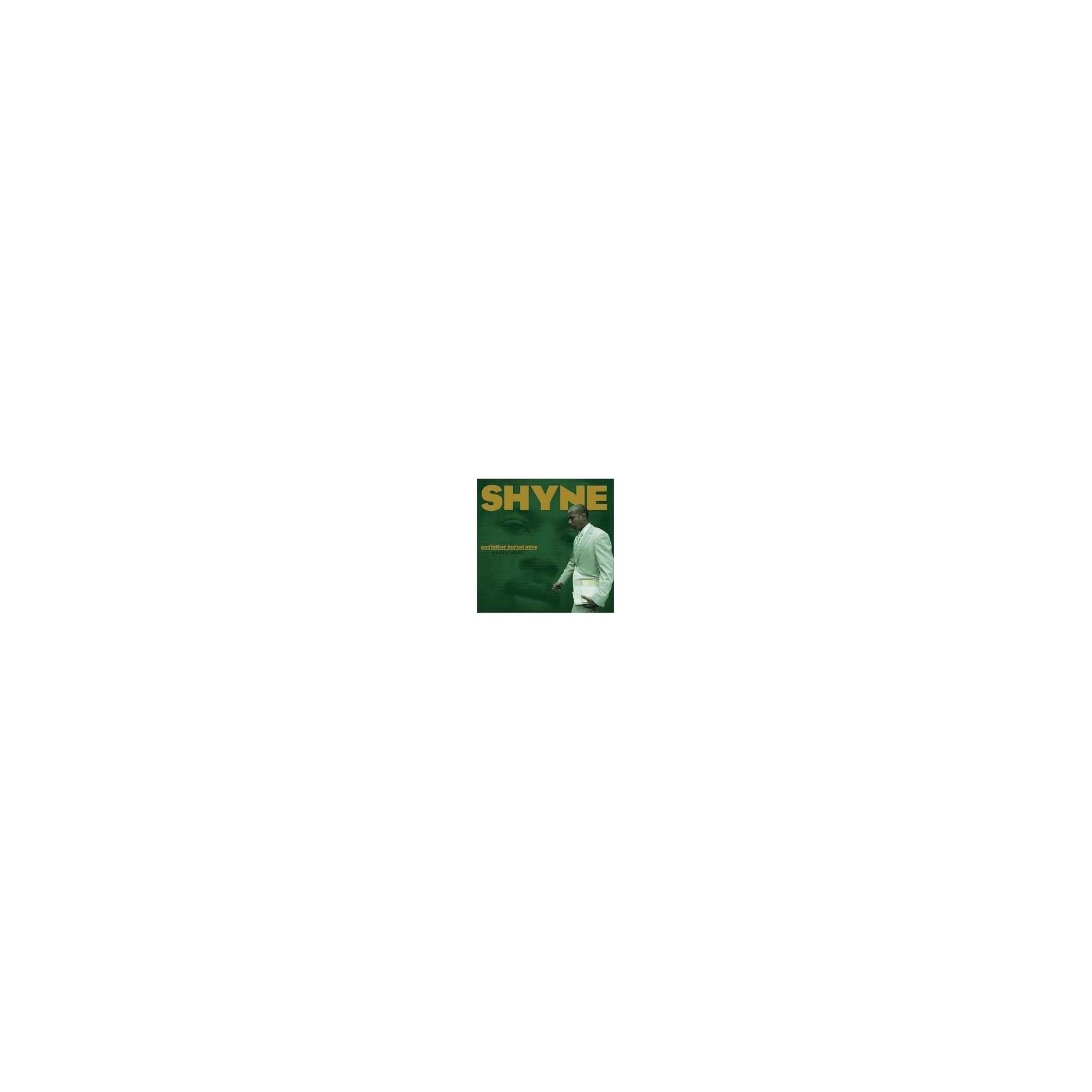 VINILE SHYNE - GODFATHER BURIED ALIVE stg