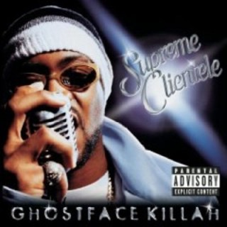 CD GHOSTFACE KILLAH - SUPREME CLIENTELE stg