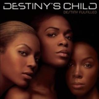 CD DESTINYS CHILD - DESTINY FULLFILLED stg