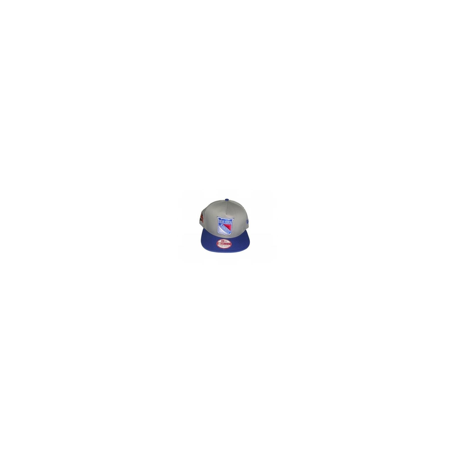 CAPPELLO SNAPBACK NEW ERA CAP SNAPBACK NHL NEW YORK RANGERS A-FRAME ...