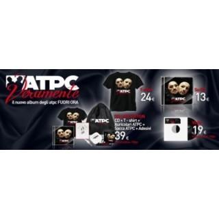 VINILE ATPC - VERAMENTE Deluxe edition cd+Sacca+Cuffie+tshirt stg