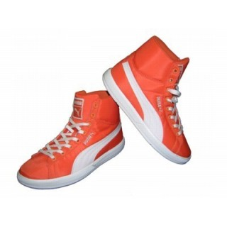 SCARPA ALTA PUMA SHOES ARCHIVE LITE NYLON MID Orange/White stg