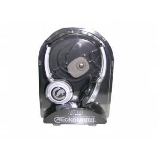 ECKO HEADPHONES MOTION Black/White/Silver stg