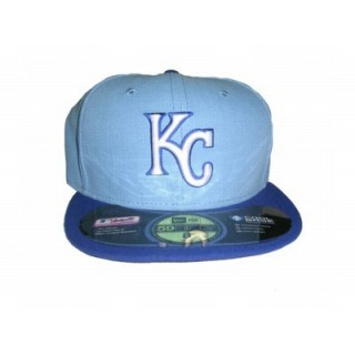 882c4a9d3b7 CAPPELLO FITTED NEW ERA CAP FITTED MLB ON-FIELD KANSAS CITY ROYALS  ALTERNATE Team. ‹ ›