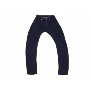 PANTALONE LUNGO RUTME WOMAN JEANS ROYAL Blue
