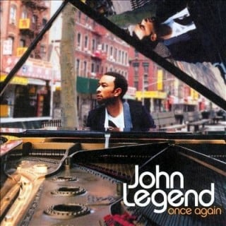 CD JOHN LEGEND - ONCE AGAIN