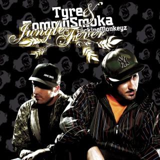 CD TYRELLI  TOMMY SMOKA - JUNGLE FEVER stg
