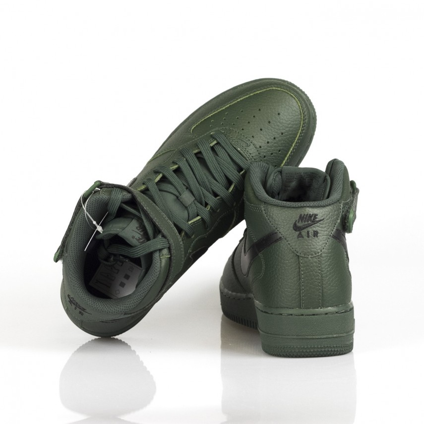 SCARPA ALTA AIR FORCE 1 MID 07 GROVE GREENBLACKGROVE GREEN |
