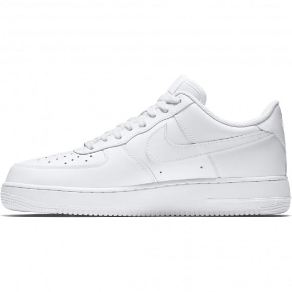 air force 1 bianca alta
