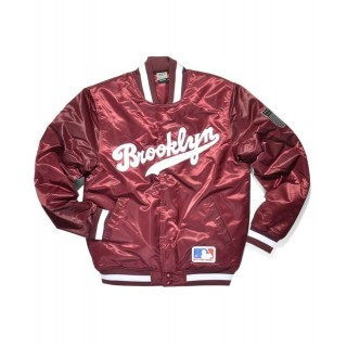 GIUBBOTTO KEOSIAN SOFT TOUCH SATIN JACKET BRODOD