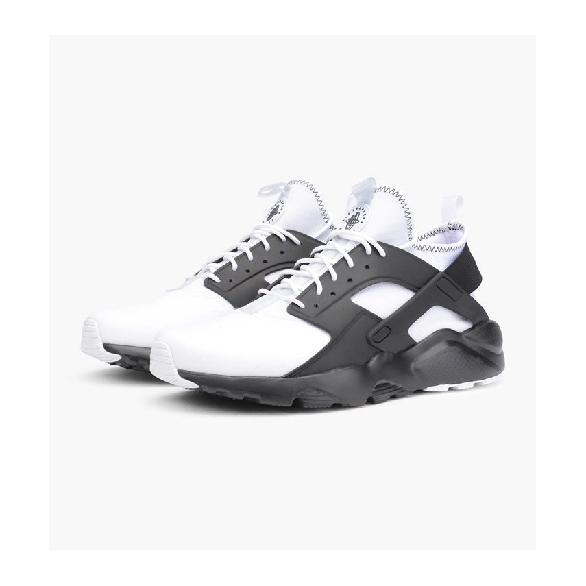 3d230b2ef2f SCARPA BASSA AIR HUARACHE RUN ULTRA SE BIANCO NERO