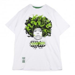 MAGLIETTA LADY IN GREEN stg