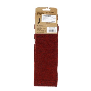 CALZE KNEE HIGH RED NOISE