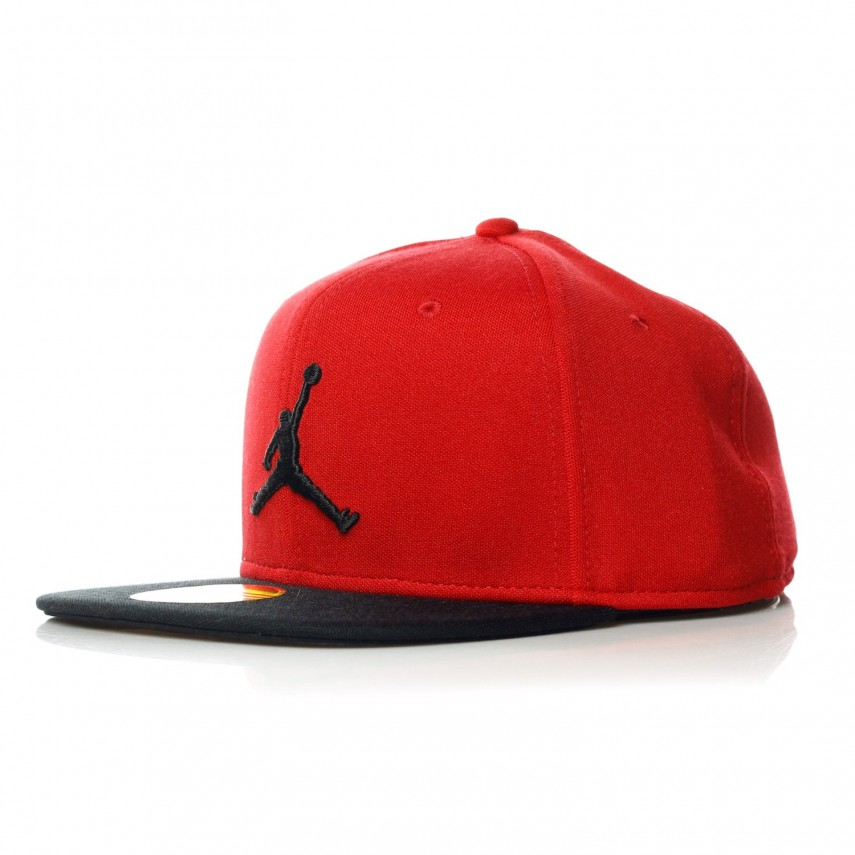 CAPPELLO SNAPBACK JUMPMAN SNAPBACK RED BLACK  6392045ffb4