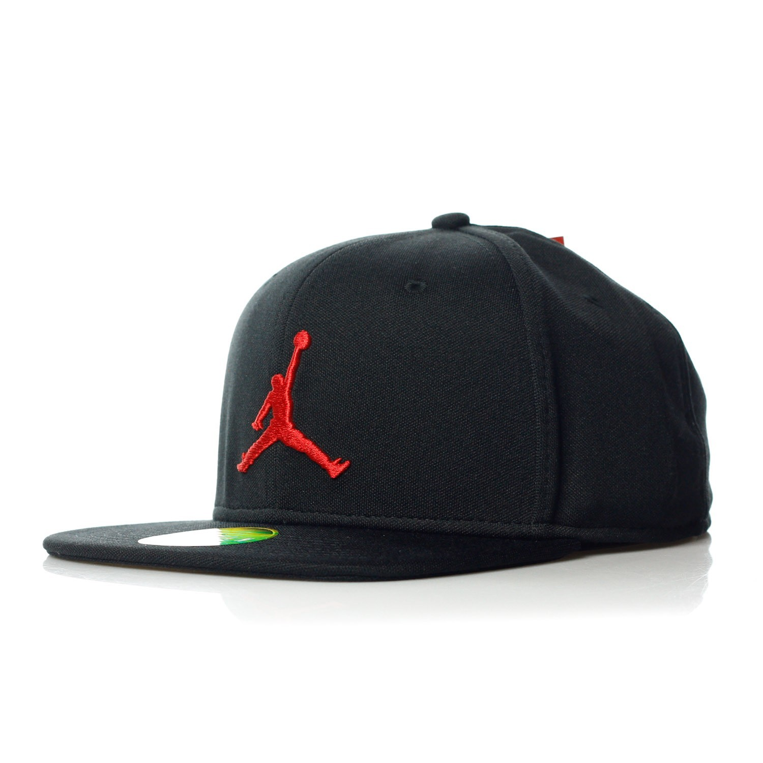 758a36c7 CAPPELLO SNAPBACK JUMPMAN SNAPBACK BLACK/GYM RED ...
