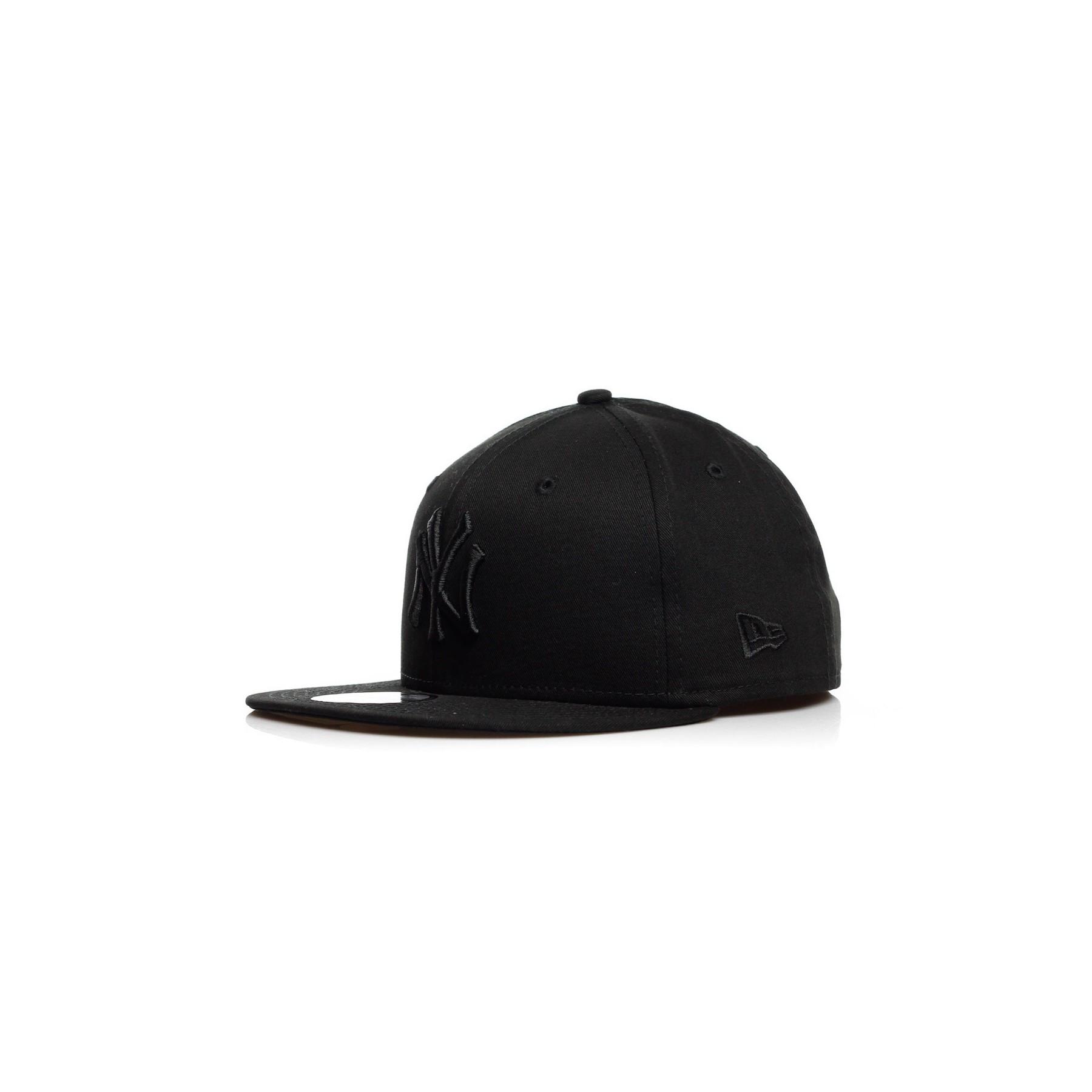 CAPPELLO SNAPBACK MLB 9FIFTY NEYYAN BLACK BLACK  9c667edbc68
