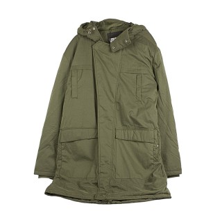 GIUBBOTTO PARKA COTTON PEACHED CANVAS PARKA stg