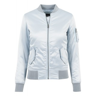 GIUBBOTTO BOMBER LADIES SATIN BOMBER JACKET stg