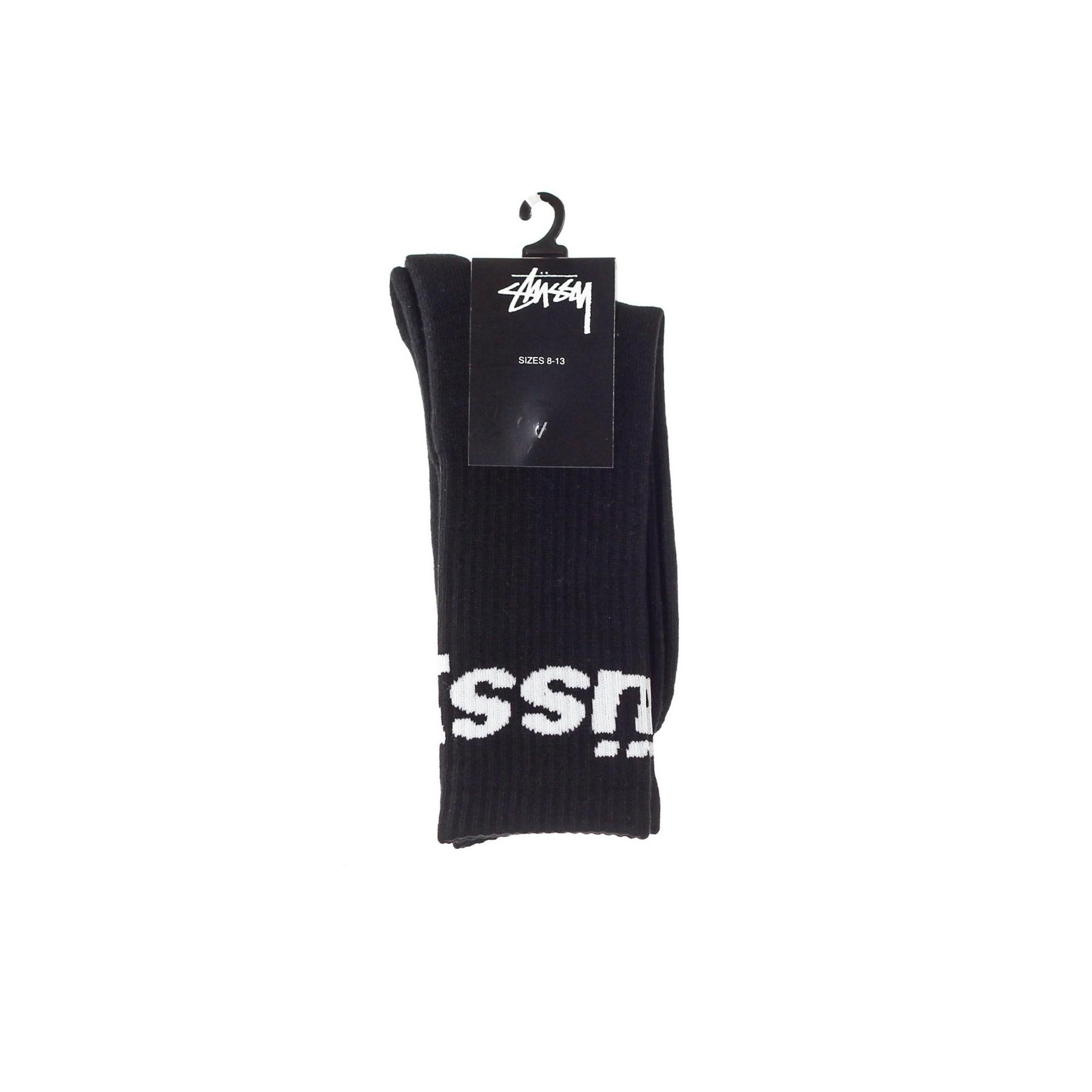 goditi un grande sconto Prezzo del 50% speciale per scarpa CALZE JACQUARD LOGO SOCKS BLACK/WHITE | Atipicishop.com