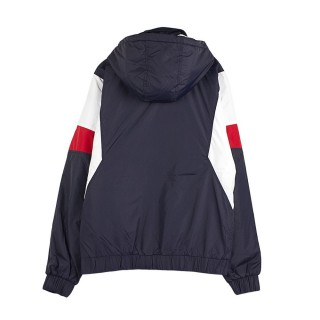 ANORAK 3 TONE PULL OVER