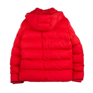 PIUMINO HOODED BOXY PUFFER JACKET