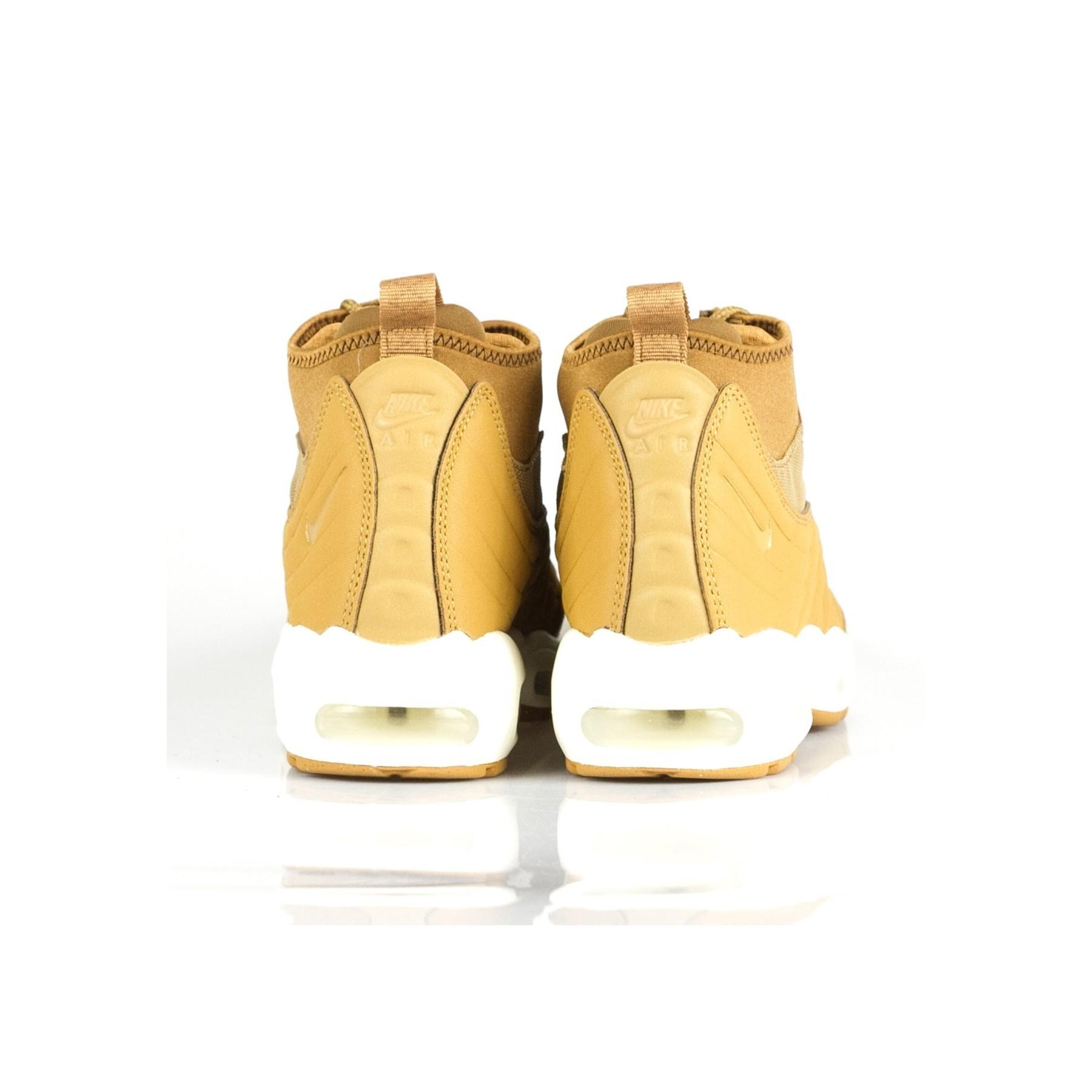 Nike Air Max 95 Sneakerboot Flax Flax Ale Brown Sail   Footshop