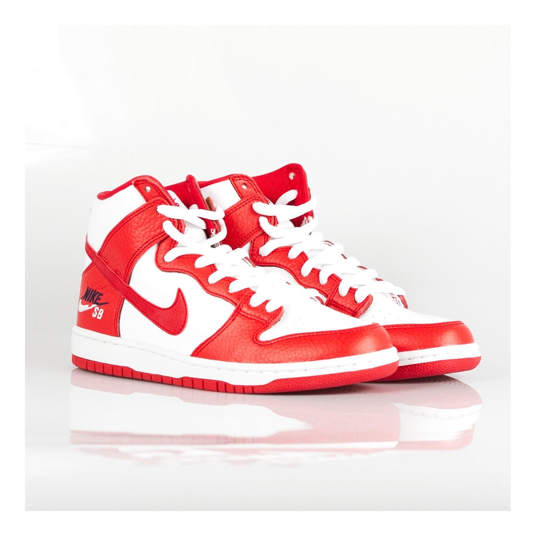 brand new bde4e 163f3 ... sale scarpa alta nike sb zoom dunk high pro 95307 442c9
