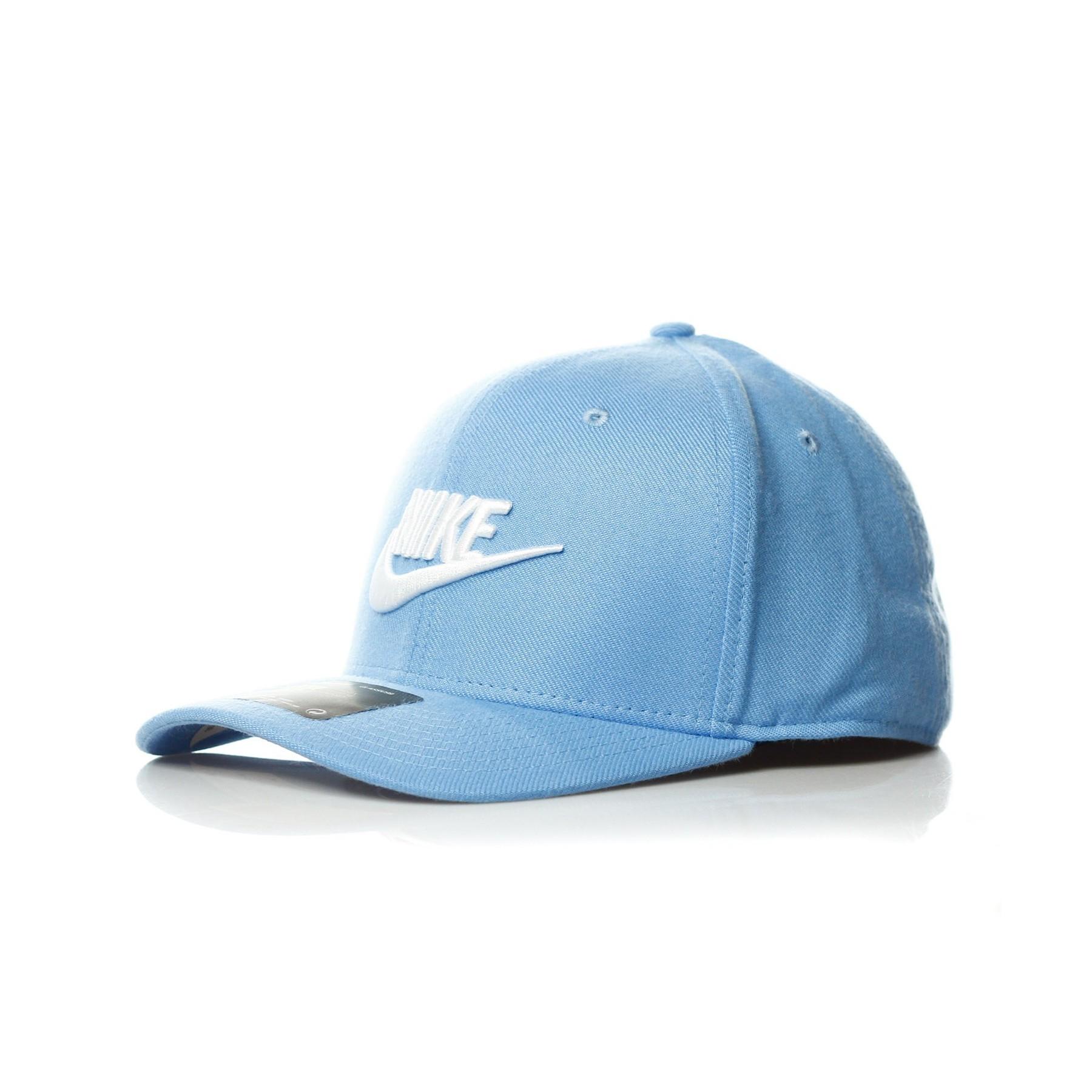 669eb9bf22e CAPPELLO FITTED CLC99 CAP SWFLX LIGHT BLUE WHITE